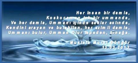 Damla ve Umman