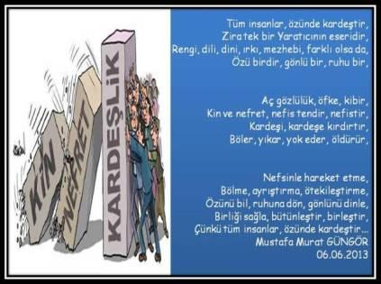 İnsanlar Kardeştir
