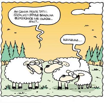 kurban bayrami karikatur5
