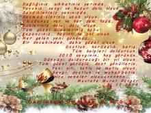 yeni yıl kutlama