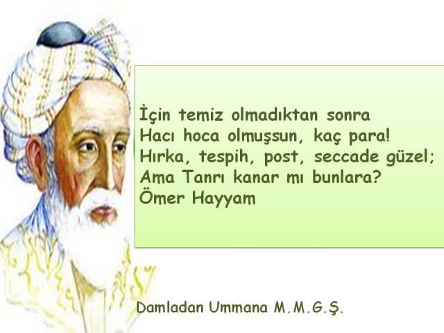 Ömer Hayyam Hacı Hoca