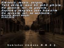 Terkedilmiş şehir