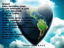 dünya hastalığı